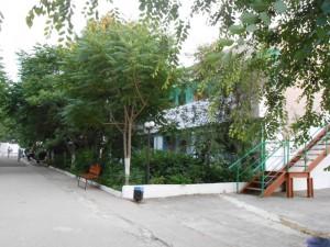 Территория базы отдыха Радуга